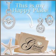 Add sparkle to your happy place!