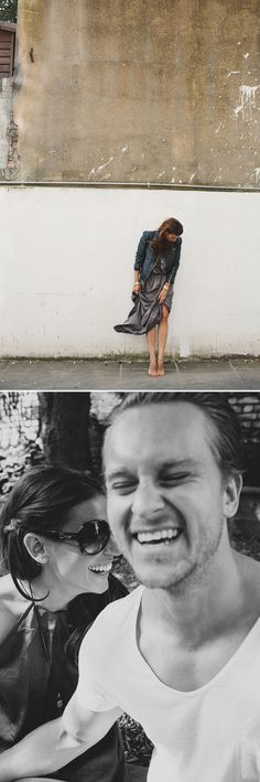 9c4cf581d6 A contemporary cool engagement shoot in LOndon by Marshal Gray Photography
