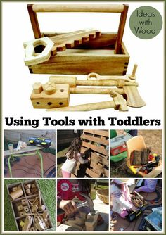 Exploring Wood and Tools - Ideas & Inspiration for all Ages - Mummy Musings and Mayhem