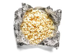 Popcorn Grilled in Foil from #FNMag