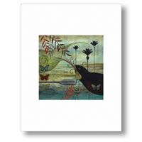 The Huia's Guardian by Kathryn Furniss - prints