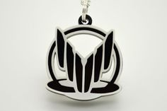 "We've created the Mass Effect Spectre Pendant Necklace by popular request. Want to be part of the elite group of Spectres? You'll need this. The Mass Effect Spectre Pendant measures 1"" Wide and Tall."