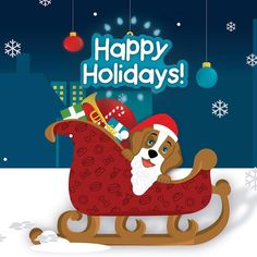 Happy Holidays! #christmaseve  #thepawsland #dogs #cats #onlineboutique #christmas