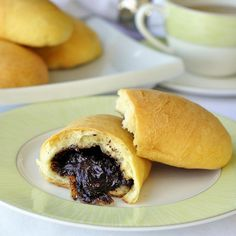 Petits Pains au Chocolat - remember that brioche dough from yesterday ...