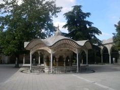 Fountain-Şadırvan-Sokollu Mehmet Pasha mosque fountain-Constructive: Grand Vizier Sokollu Mehmet Pasha-Built year: 1570-Lüleburgaz-Kırklareli