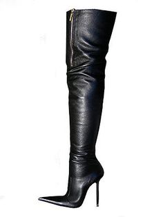 Thigh High Boots | High Heels Boots Society