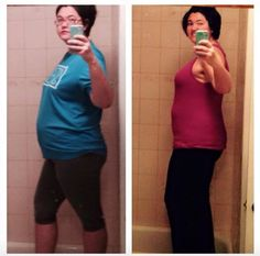"Kellie Shares-""This is two months difference. I need to update my results, because it's even better now!! This was 13lbs gone!!"" To try Truvision for yourself, contact me or visit my website www.CourtneyPitt.TruVisionHealth.com Associate # 34322"