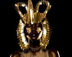 Golden Goddess Mari open – SUPERSELECTED – Black Fashion Magazine ...