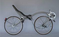The Chinkara FWD Flevo-bike-type