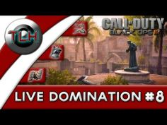 BLACK OPS 2 Live Domination : Nowhere To Hide ! 50+ Kills (Hunter w/Face...