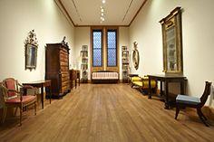 Yale art gallery restoration project Yale decorative art gallery New Haven faux bois faux painted wood http://mjpfaux.com/
