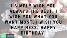 """It's your best friends birthday. We have a special collection for """"Happy Birthday wishes for a friend"""" and """"Funny Birthday wishes for a friend"""" are compiled . Birthday Card For Boss, Happy Birthday Boss, Happy Birthday Wishes For A Friend, Birthday Wish For Husband, Birthday Wishes For Boyfriend, Birthday Wishes Funny, Happy Birthday Qoutes, Birthday Quotes For Best Friend, Happy Birthday Cards"""