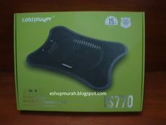 Notebook Cooling Pad Coldplayer IS770
