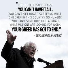 Bernie Sanders for President Jill Stein, Bernie Sanders For President, Voice Of America, Willie Nelson, Political Issues, Greed, Oprah, Social Justice, Just In Case