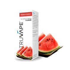 Watermelon TRUVAPE 10 ml www.vapeon.eu #vapeon Vape, Cantaloupe, Watermelon, Fruit, Food, Self, Smoke, Electronic Cigarette, Essen