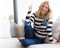 gwyneth, where did you get your sweater?!