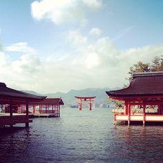 厳島神社 (Itsukushima-jinja Shrine) in 廿日市市, 広島県