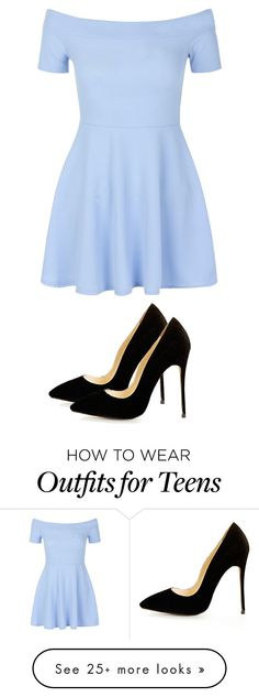 """Untitled #2340"" by anisaortiz on Polyvore featuring New Look"