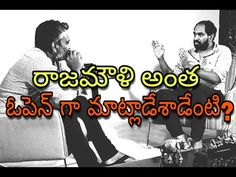 Interesting Facts: Rajamouli comments on krish in latest interview wi...