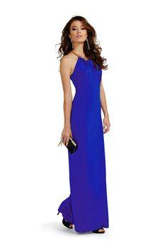 Long Blue Dress | Marciano
