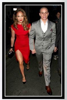Buy it: Jennifer Lopez's Sleeveless Red Sheath Dress
