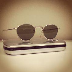 "Vintage sun glasses, Pantos Dental ""1950"""
