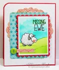 Your Memories with Ally: Missing Ewe!