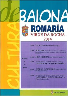 #Romeria de la Virgen de la #Roca, #Baiona, #Galicia