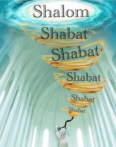 Sabbath Rest, Happy Sabbath, Bon Sabbat, Adonai Elohim, Jews For Jesus, Easter History, Shavua Tov, Arte Judaica, Messianic Judaism