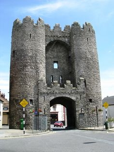 """Medieval City Gate"", Drogheda, Co. Louth, Ireland"
