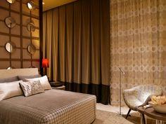 Classical and contemporary décor. #interior #design #style #details #casacor #decor #details #gold #casadevalentina