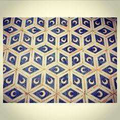 """Nighty night inspirations!  #inspiration #night #moon #mosaic #pattern"" Photo taken by @cisoatelier on Instagram, pinned via the InstaPin iOS App! http://www.instapinapp.com (07/20/2014)"