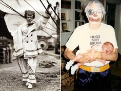 Creepy Vintage Pictures of Clowns