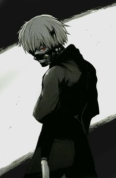 Kaneki Ken • Tokyo Ghoul