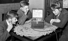 radio, history