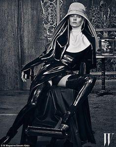 Kate Moss by Steven Klein W Magazine Marc 2012