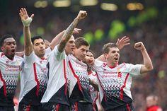 Gerrard after scored