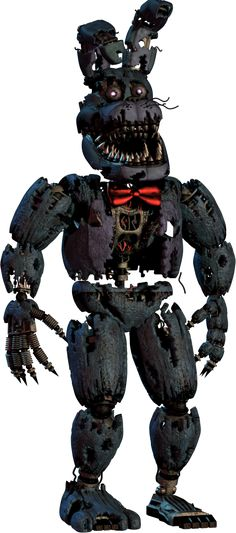 Nightmare Bonnie - Five Nights at Freddy's Wiki