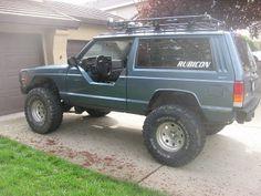 Jeep Cherokee XJ No Doors | half doors - Jeep Cherokee Forum