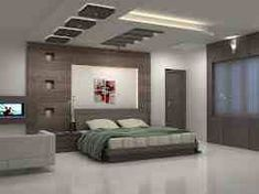 Decoration ideas for apartments - bedrooms - home: Modern pop false ceiling designs for bedroom interior 2014