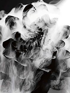 Belle De Noir | Ben Hassett #photography | Vogue Germany December 2012