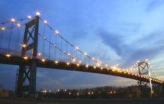 High level Bridge, Toledo, Ohio