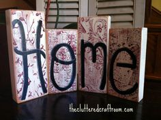 """""""HOME IS WHERE THE HEART IS""""  A FAAPLOVE TREASURY by Laura Sweet on Etsy"""