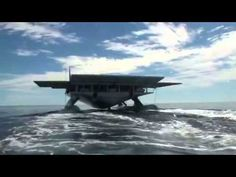 Turanor PlanetSolar is a solar powered catamaran that is circumnavigating the World. The project was dreamed up by Raphael Domjan and enabled by business man Immo Stroher. http://www.planetsea.com/