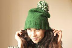 Slouchy Beanie Unisex Winter Hat winter hat Oversized by GeromeSM, $29.50