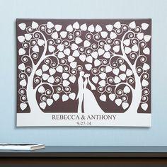 Wedding Couple Canvas