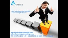 One Stop Accounting Solution for Accounting Software in Singapore