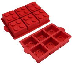 Soooo cool! Lego cake molds for my OT :)