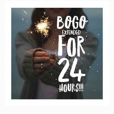 NEWS FLASH My amazing CEO has decided to EXTEND BOGO for 24 hours!!!! DO NOT MISS THIS!! Buy a box of 4 wraps and get a box FREE!!! 8 for $59 instead of 4!!! Message me