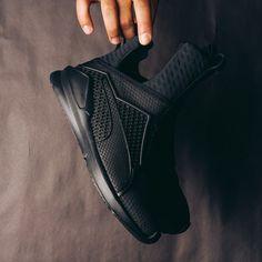 Puma Rihanna X Fenty Trainer (Black) $180